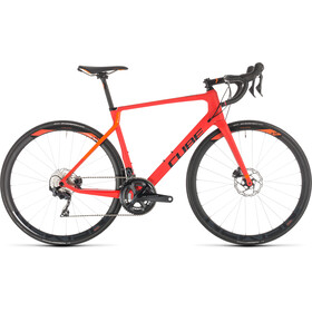 Cube Agree C:62 Race Disc Bicicletta da corsa rosso